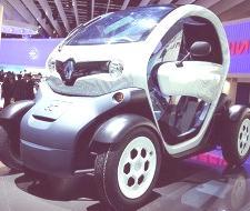 Renault Twizy EV 2011 (precio)