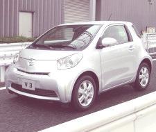 Toyota iQ EV Concept (GINEBRA)