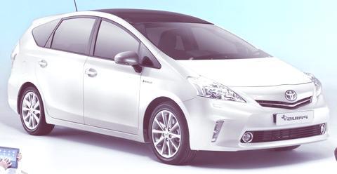 Toyota Prius chico1