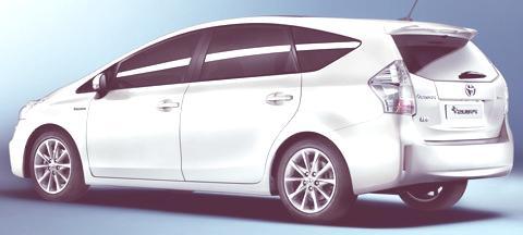 Toyota Prius chico2
