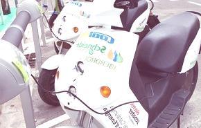 Barcelona: ahora con estación de recarga para motos EV