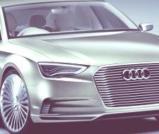 Audi A3 Sedan e-tron Concept 2011 (SHANGHAI)