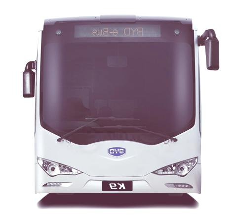 BYD K9 e-BUS-01