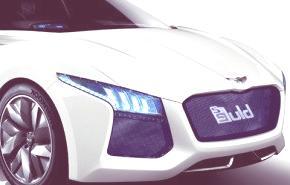 Hyundai Blue2 Concept 2011 (SEUL)