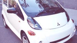 Mitsubishi i-EV 2011 (precios USA)