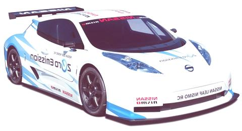Nissan Leaf NISMO RC-chico1