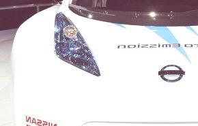 Nissan Leaf Nismo RC Concept 2011 (NUEVA YORK)