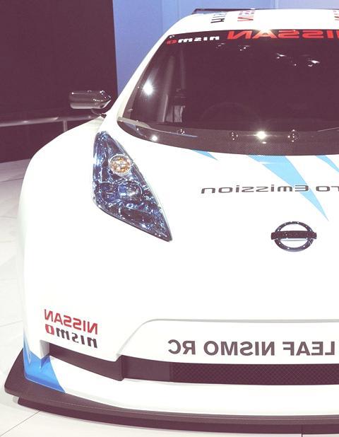 Nissan Leaf NISMO RC-chico3