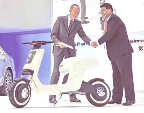 VW E-Scooter-5
