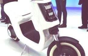 Volkswagen E-Scooter Concept 2011 (China)
