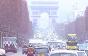Francia: prohibirán el acceso a los vehículos más contaminantes