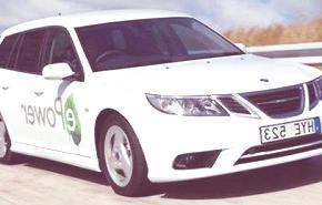 Saab 9-3 ePower 2011 (comienzo de fabricación)