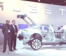 Tesla Model X 2013 (primeros datos)
