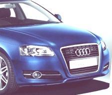 Audi A3 TCNG E-Gas Concept