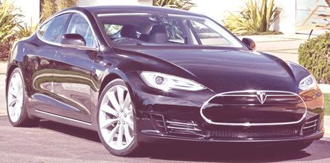 Tesla Model S Alpha-01