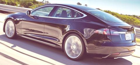 Tesla Model S Alpha-02