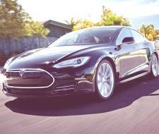 Tesla Model S Alpha 2012 (primeras imágenes)