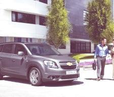 Descubre el Nuevo Chevrolet Orlando