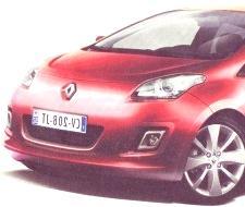 Renault Twingo 2014: llegará con una versión eléctrica