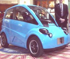 Gordon Murray Radical T.27 City EV 2012