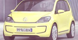 Volkswagen Up EV, llegará en 2013