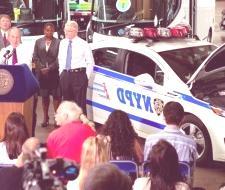 Chevrolet Volt 2012 (50 unidades, policía de Nueva York)