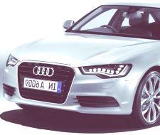 Audi A6 Hybrid, a producción en 2012