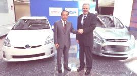 Ford y Toyota trabajarán juntas para desarrollar un nuevo sistema híbrido