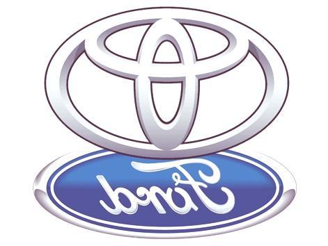 Ford-Toyota-logo