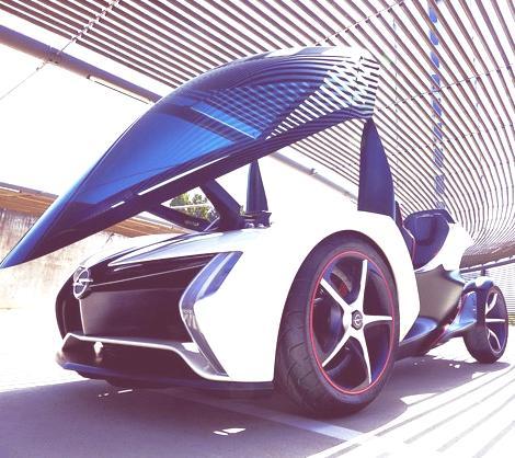 Opel RAK e Concept-chico5