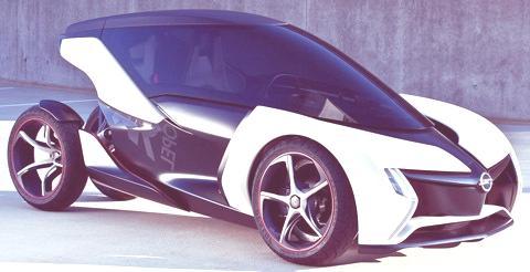 Opel RAK e Concept-chico7