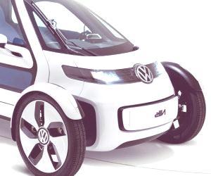 Volkswagen Nils Concept (FRANKFURT)