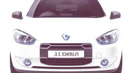 Renault Fluence y Kangoo Z.E. 2012, lanzamiento en España