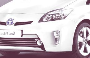 Toyota Prius 2012: con leves cambios