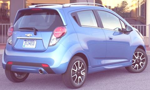 Chevrolet Spark 2013 (Estados Unidos)-09
