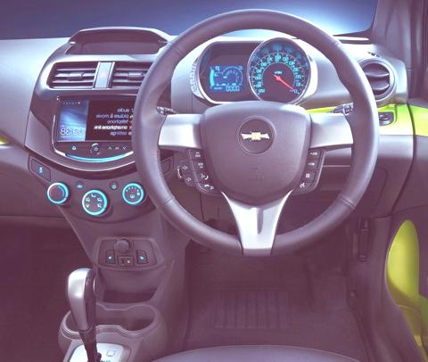 Chevrolet Spark 2013 (Estados Unidos)-13
