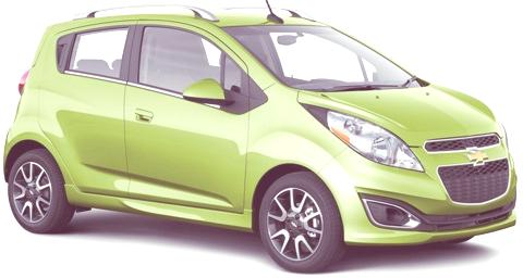 Chevrolet Spark 2013 (Estados Unidos)-19