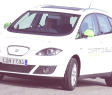 Seat Altea Electric XL Ecomotive 2012 (oficial)