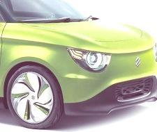 Suzuki Regina, Q-concept y Swift EV Hybrid Concepts (TOKIO)
