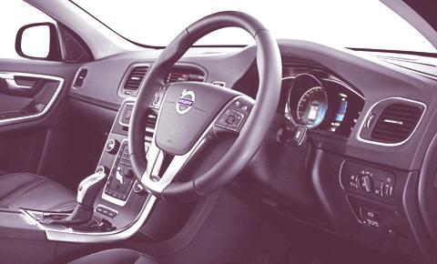 Volvo V60 Hybrid 2012-03