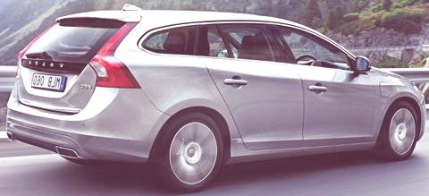 Volvo V60 Hybrid 2012-09