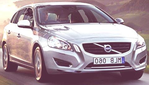 Volvo V60 Hybrid 2012-10