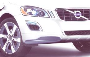 Volvo XC60 Plug-in Hybrid Concept (DETROIT)