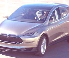 Tesla Model X Concept: el crossover del Model S