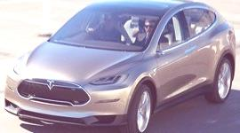 Tesla Model X Concept: el crossover del Model S