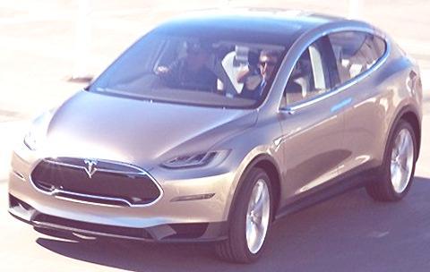 Tesla Model X-12