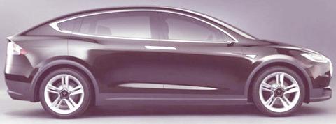 Tesla Model X-15