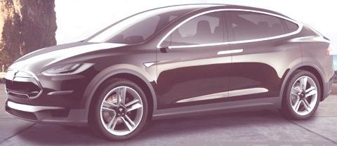 Tesla Model X-18