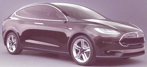 Tesla Model X-19