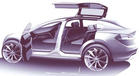 Tesla Model X-21
